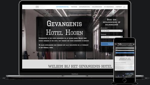 Gevangenishotel Hoorn