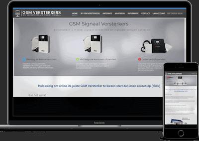 Gsm versterkers webwinkel