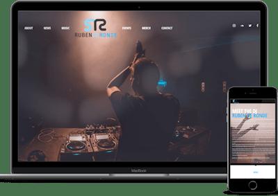 DJ Ruben de Ronde