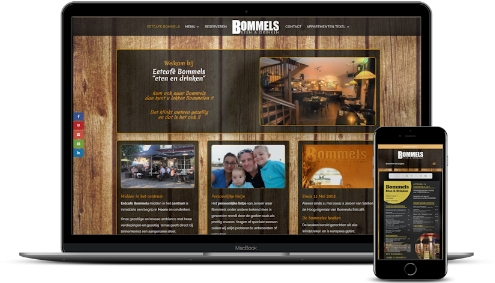 Eetcafe Bommels in Hoorn