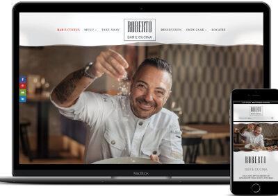 Roberto Bar e Cucina | Italiaanse Bar en Restaurant in Alkmaar
