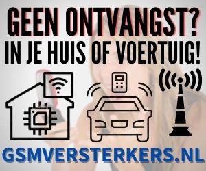 GSM VERSTERKERS